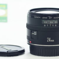 Canon EF 24mm F2.8 + box