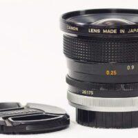 Canon FD 20mm F2.8 S.S.C