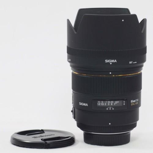 Sigma 85mm F14 Ex Dg Hsm For Nikon Vhshop F 14 Lens Tele Chuyn Chn Dung Cao Cp Ca 1 Sn Phm Cnh Tranh Trc Tip Vi Af D Ng Thi L La Kinh T Thay Cho