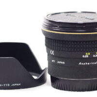 (HIẾM) Tokina AT-X Pro 17mm F3.5 FX for Canon