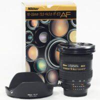 Nikon Nikkor AF 18-35mm F3.5-4.5 D ED