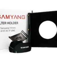 Samyang SFH-14 Filter Holder for Samyang/Rokinon 14mm lens