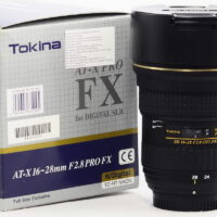 Tokina 16-28mm F2.8 AT-X Pro FX for Nikon