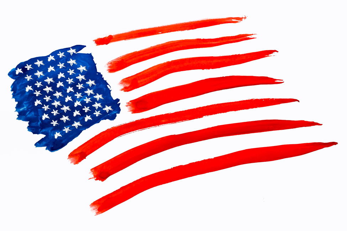 american-artsy-flag