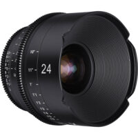Rokinon Xeen 24mm T1.5 Lens for Canon EF mount camera