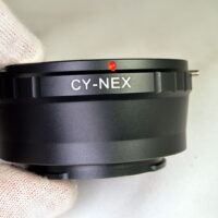 Contax C/Y Lens to Sony NEX Adapter