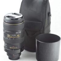 Nikon Nikkor AF 80-400mm F4.5-5.6 D VR