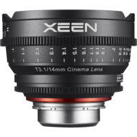 Rokinon Xeen 14mm T3.1 Lens for Canon EF mount camera