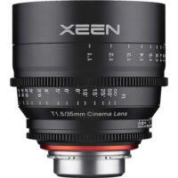 Rokinon Xeen 35mm T1.5 Lens for Canon EF mount camera