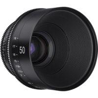 Rokinon Xeen 50mm T1.5 Lens for Canon EF mount camera