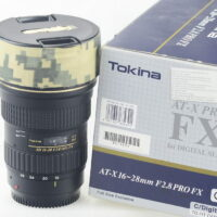 Tokina 16-28mm F2.8 AT-X Pro FX for Canon