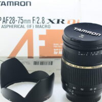 Tamron SP AF 28-75mm f/2.8 XR Di LD Aspherical IF Macro Lens For Nikon