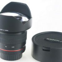 Rokinon FE14MAF-N 14mm F2.8 ED AS IF UMC with AE chip for Nikon