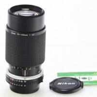 Nikon Series E 75-150mm F3.5 AI-s