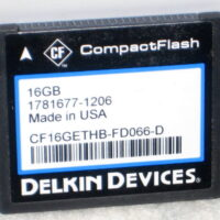 Lô thẻ nhớ Delkin Devices 16Gb Industrial Grade Compact Flash Made in USA