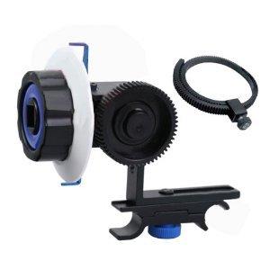 Morros DSLR Follow Focus With Gear Ring Belt