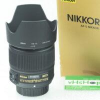 Nikon Nikkor AF-s 35mm F1.8 G ED FX