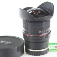Rokinon 12M-E 12mm F2.8 ED AS IF UMC Fisheye for Sony E-mount