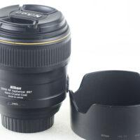 Nikon Nikkor AF-s 35mm F1.4 G Nano