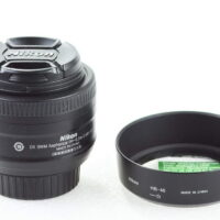 Nikon Nikkor AF-s 35mm F1.8 G DX