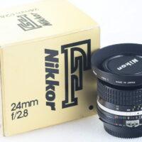 Nikon Nikkor 24mm F2.8 AI-s