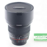 Rokinon 10MAF-N 10mm F2.8 ED AS NCS CS Ultra Wide Angle with AE Chip for Nikon