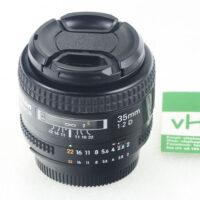 Nikon Nikkor AF 35mm F2 D