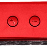 Loa Bluetooth AmazonBasics (Red)