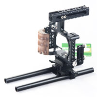 SMALLRIG-CAMVATE Video Camera Cage Kit for Sony A6300