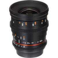 Rokinon Cine DS DS20M-C 20mm T1.9 ED AS IF UMC for Canon
