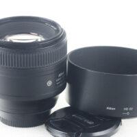 Nikon Nikkor AF-s 85mm F1.8 G