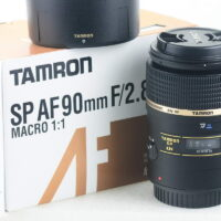 Tamron SP AF Di 90mm F2.8 Macro 1:1 for Canon