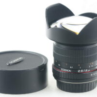 Rokinon FE14M-C 14mm F2.8 ED AS IF UMC for Canon
