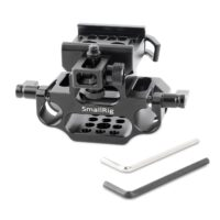 SMALLRIG Baseplate with Lens adapter holder for Sony A6500 1934