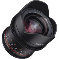 Rokinon Cine DS FFDS16M-C 16mm T2.6 Full Frame Cine Lens for Canon EF