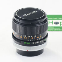 Canon FD 24mm F2.8 S.S.C