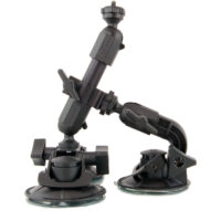 Delkin Devices Fat Gecko Triple-Suction Mount