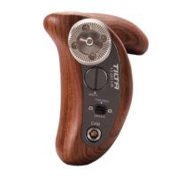 TILTA TT-0511-R Right Wooden Handgrip w/ REC Trigger Button