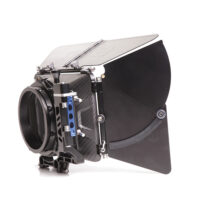 TILTA 4″x4″ Professional Swing-Away Carbon Matte Box