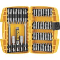 DEWALT DW2166 Screwdriving Set, 45 Piece