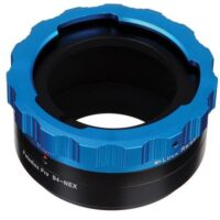 FOTODIOX Pro B4 (2/3″) ENG Cine Lens to Sony NEX Adapter