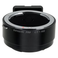 FOTODIOX Pro Contax C/Y Lens to Sony NEX Adapter