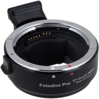 FOTODIOX Pro Fusion Smart AF Canon EF/EF-S Lens to Sony NEX Adapter