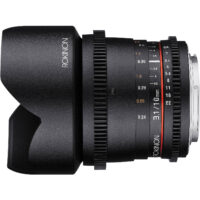 Rokinon Cine DS DS10M-NEX 10mm T3.1 CS Cine UMC for Sony E-mount
