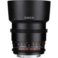 Rokinon Cine DS DS85M-NEX 85mm T1.5 ED AS IF UMC for Sony E-mount