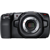 BLACKMAGIC Pocket Cinema Camera 4K (MFT mount)