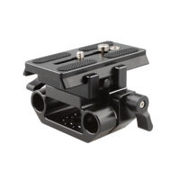 CAMVATE 15mm Rail Baseplate (Manfrotto plate) C1966