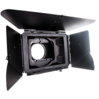 TILTA 4″x5.65″ Professional Swing-Away Carbon Matte Box 15/19mm Rod