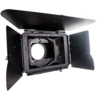 TILTA 4″x5.65″ Professional Swing-Away Carbon Matte Box 15/19mm Rod