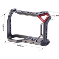 SMALLRIG Camera Cage for Sony A7III A7RIII CCS2645 (NEWEST VERSION)